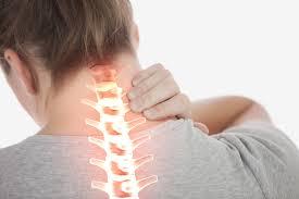 أعراض متلازمة الفقرات العنقية
